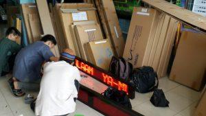 Jual Jam Digital Masjid Di Pondok Bambu Jakarta Timur