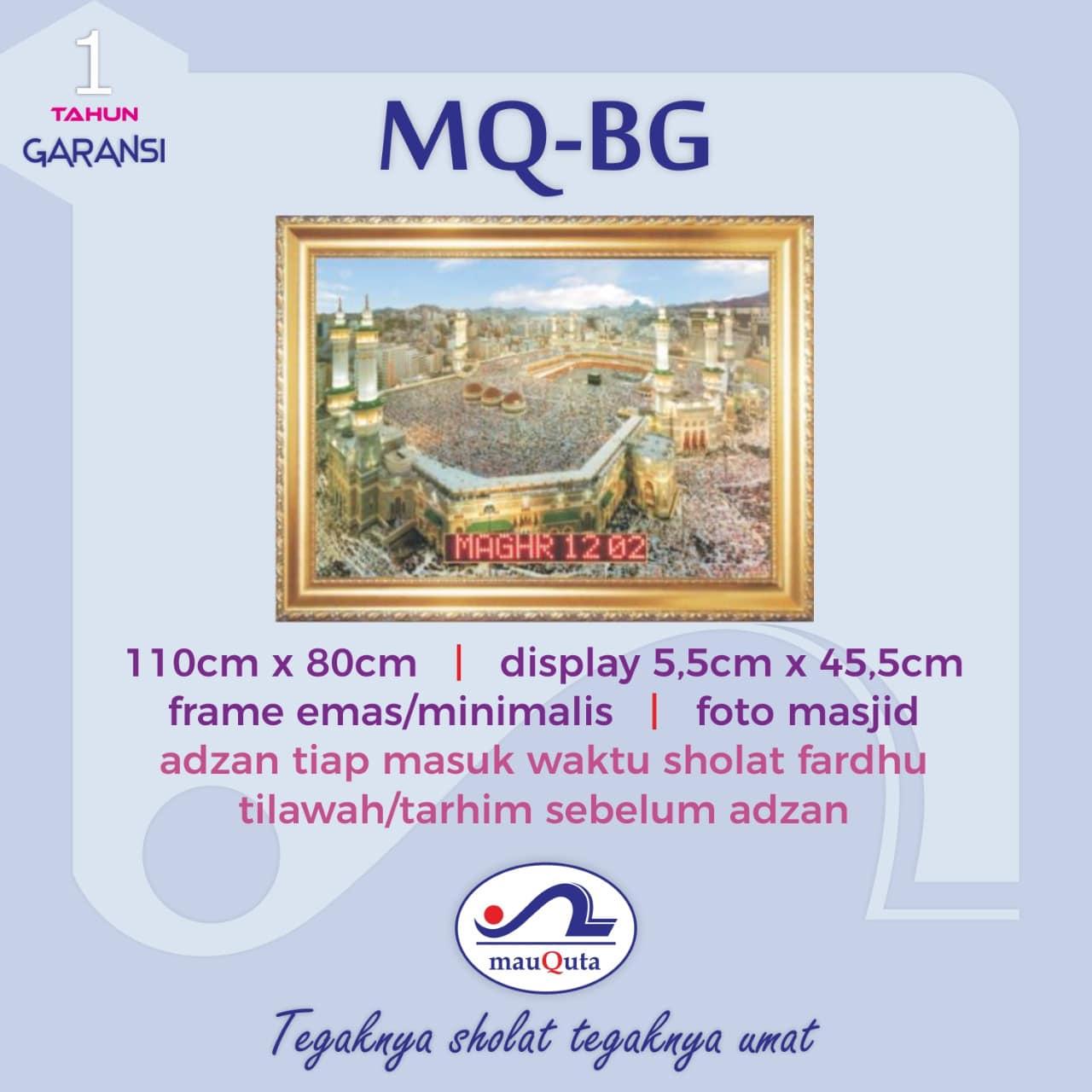 Jual Jam Digital Masjid Di Jogyakarta