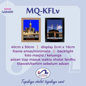 Jual Jam Digital Masjid Di Palembang
