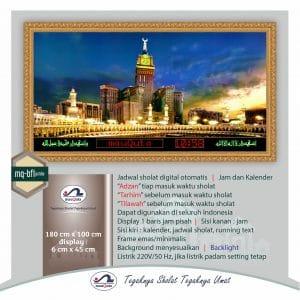 Jual Jam Digital Masjid Semper Barat Jakarta Utara
