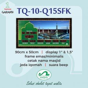 Jual Jam Digital Masjid Di Pondok Rangon Jakarta Timur