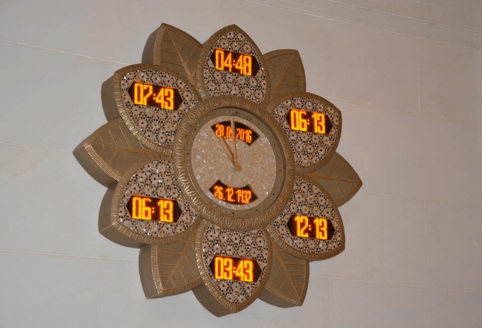 Jual Jam Digital Masjid Di Bandung