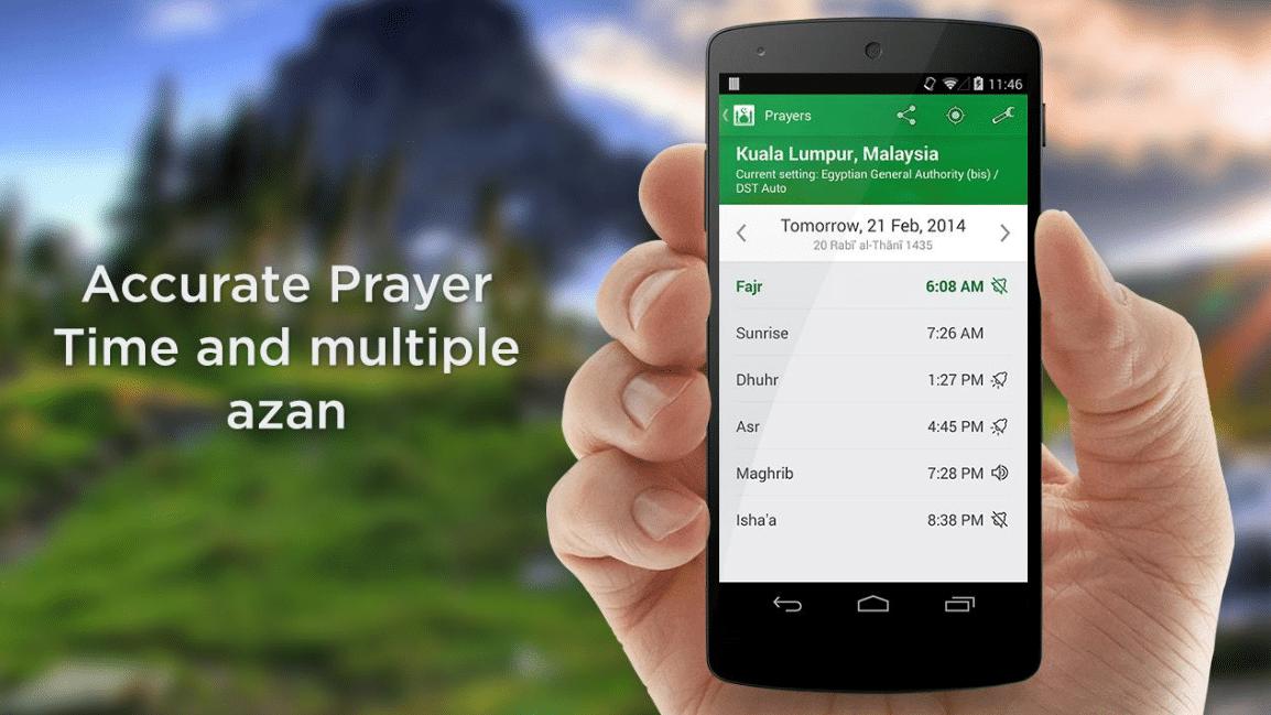 Setting Jam Digital Masjid Dengan Android