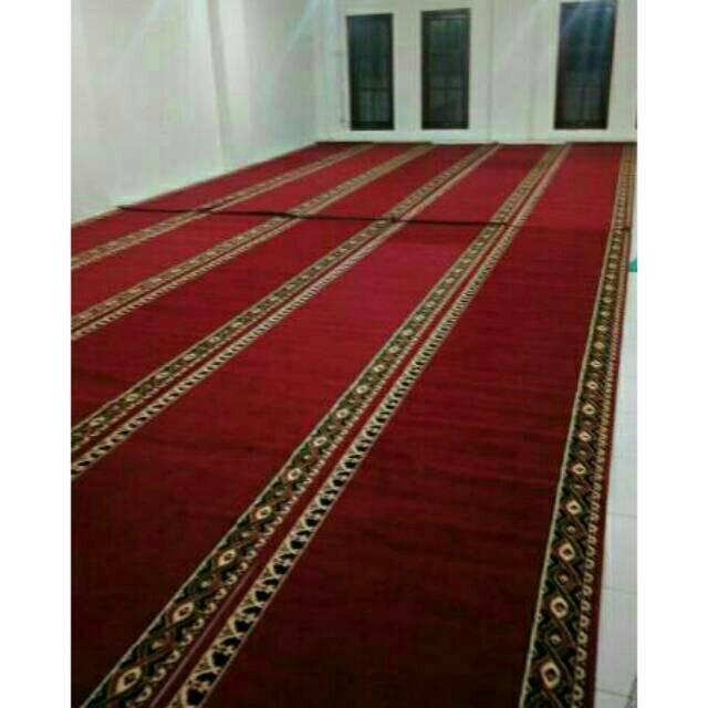 Pengaruh Harga Karpet Masjid